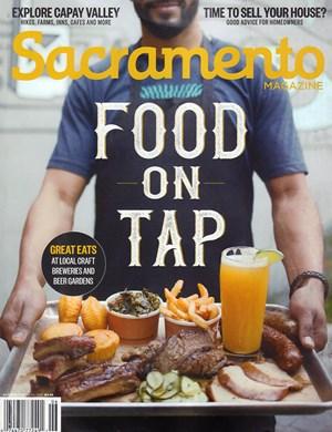 Sacramento Magazine | 6/2019 Cover