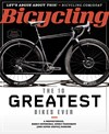 Bicycling Magazine | 7/1/2019 Cover