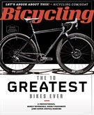 Bicycling Magazine 7/1/2019