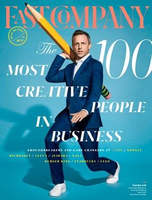 Fast Company Magazine | 6/2019 Cover
