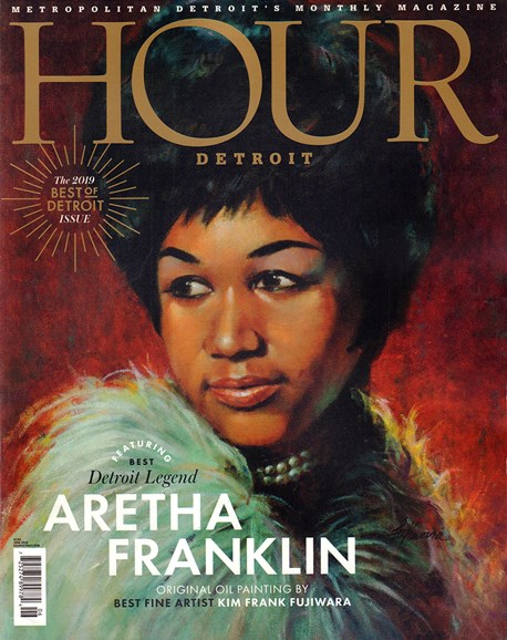 Hour Detroit Cover - 6/1/2019