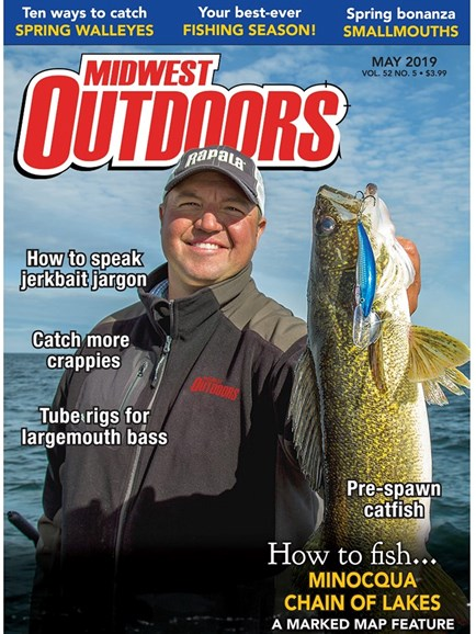 Midwest Outdoors Cover - 5/1/2019