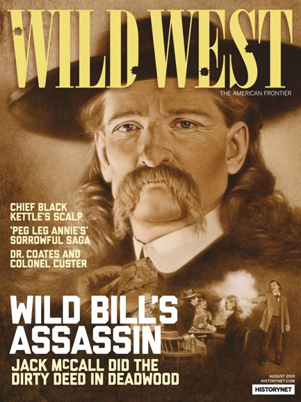 Wild West Cover - 8/1/2019