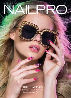 Nailpro Magazine | 6/2019 Cover