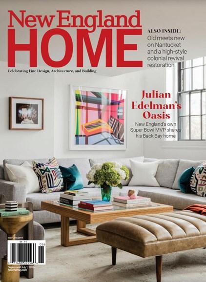 New England Home Cover - 5/1/2019