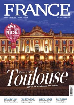 France Magazine | 7/2019 Cover