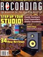 Recording Magazine | 6/2019 Cover