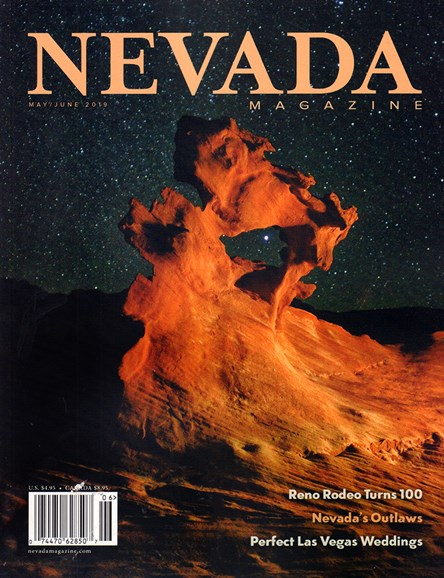 Nevada Magazine Cover - 5/1/2019
