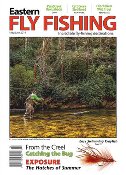 Eastern Fly Fishing Cover - 5/1/2019