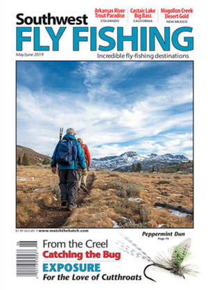 Image result for Southwest Fly Fishing magazine subscription