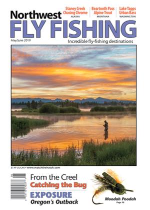Northwest Fly Fishing Magazine | 5/2019 Cover