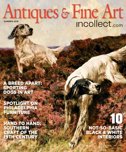Antiques & Fine Art Cover - 6/1/2019