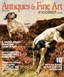 Antiques and Fine Art Magazine | 6/2019 Cover