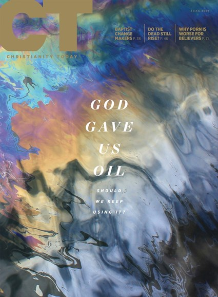 Christianity Today Cover - 6/1/2019