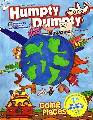 Humpty Dumpty Magazine | 5/2019 Cover