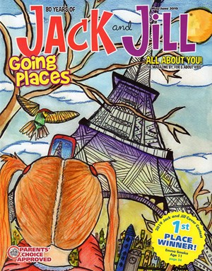 Jack And Jill Magazine | 5/2019 Cover
