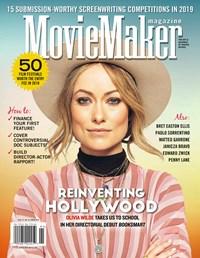 Moviemaker Magazine | 4/2019 Cover