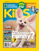 National Geographic Kids Magazine 6/1/2019