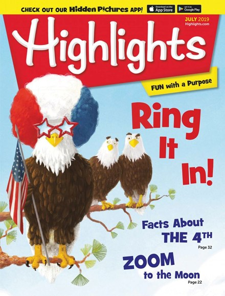 Highlights Cover - 7/1/2019