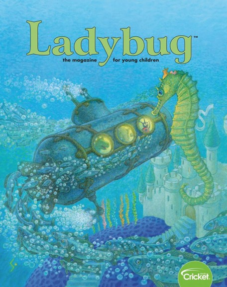 Ladybug Cover - 5/1/2019