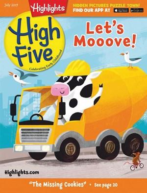 High Five Magazine | 7/2019 Cover
