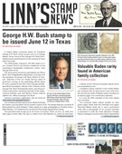 Linn's Stamp News Magazine 6/10/2019