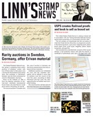 Linn's Stamp News Magazine 6/3/2019