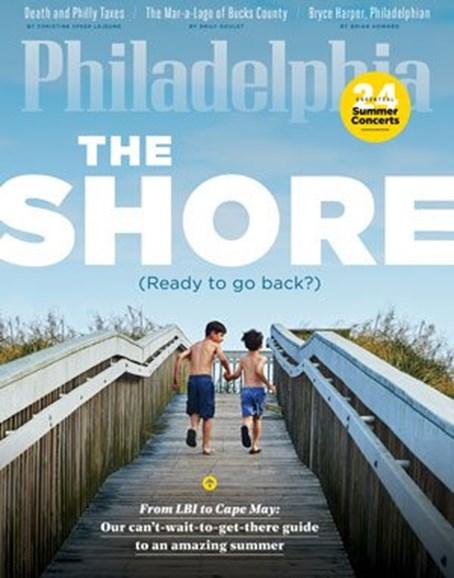 Philadelphia Magazine Cover - 6/1/2019