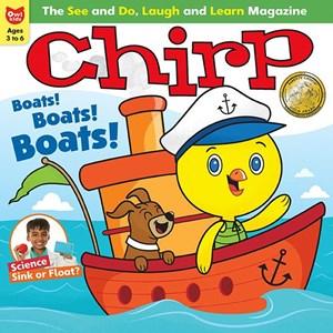 Chirp Magazine | 6/2019 Cover