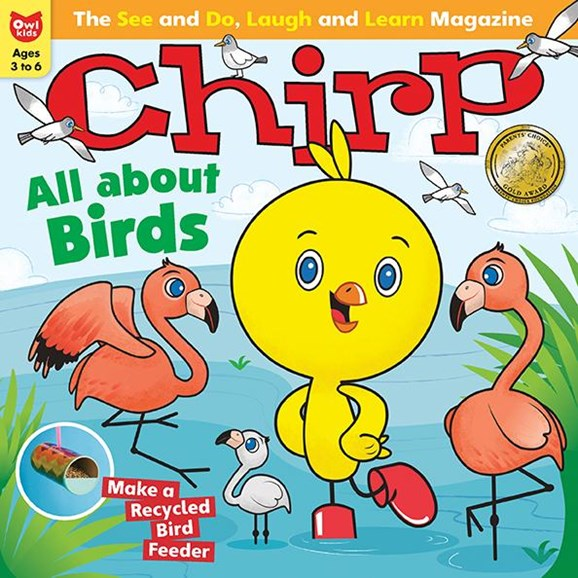 Chirp Cover - 5/1/2019
