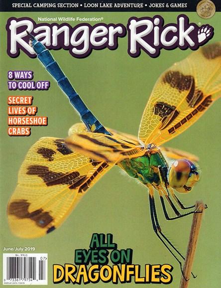 Ranger Rick Cover - 6/1/2019