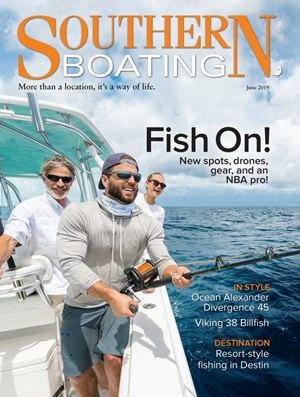 Southern Boating Magazine | 6/2019 Cover