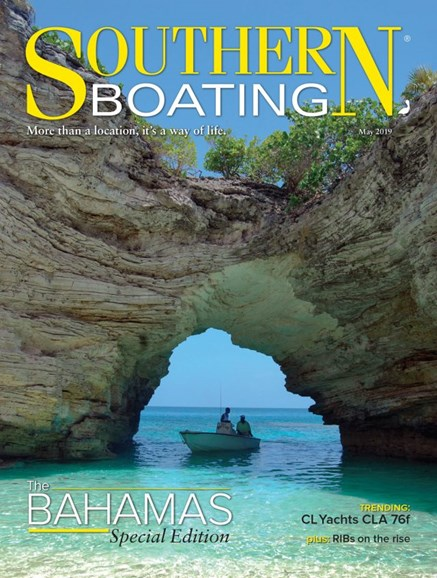 Southern Boating Cover - 5/1/2019