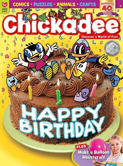 chickaDEE Cover - 6/1/2019