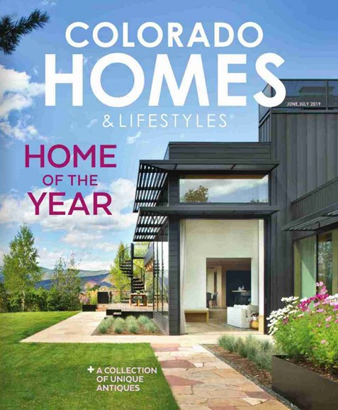 Colorado Homes & Lifestyles Cover - 6/1/2019