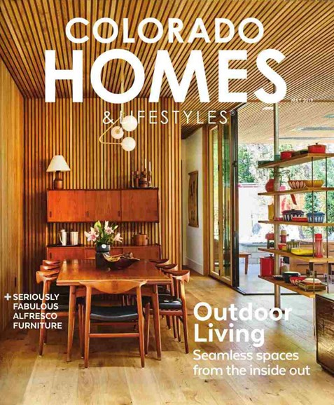 Colorado Homes & Lifestyles Cover - 5/1/2019