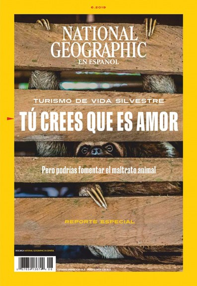National Geographic En Español Cover - 6/1/2019