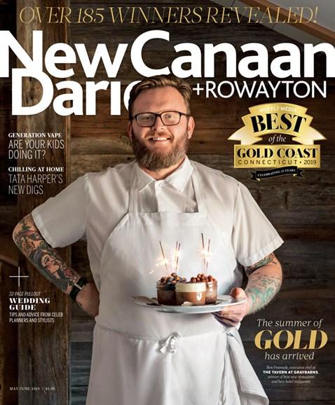 New Canaan-Darien Cover - 5/1/2019