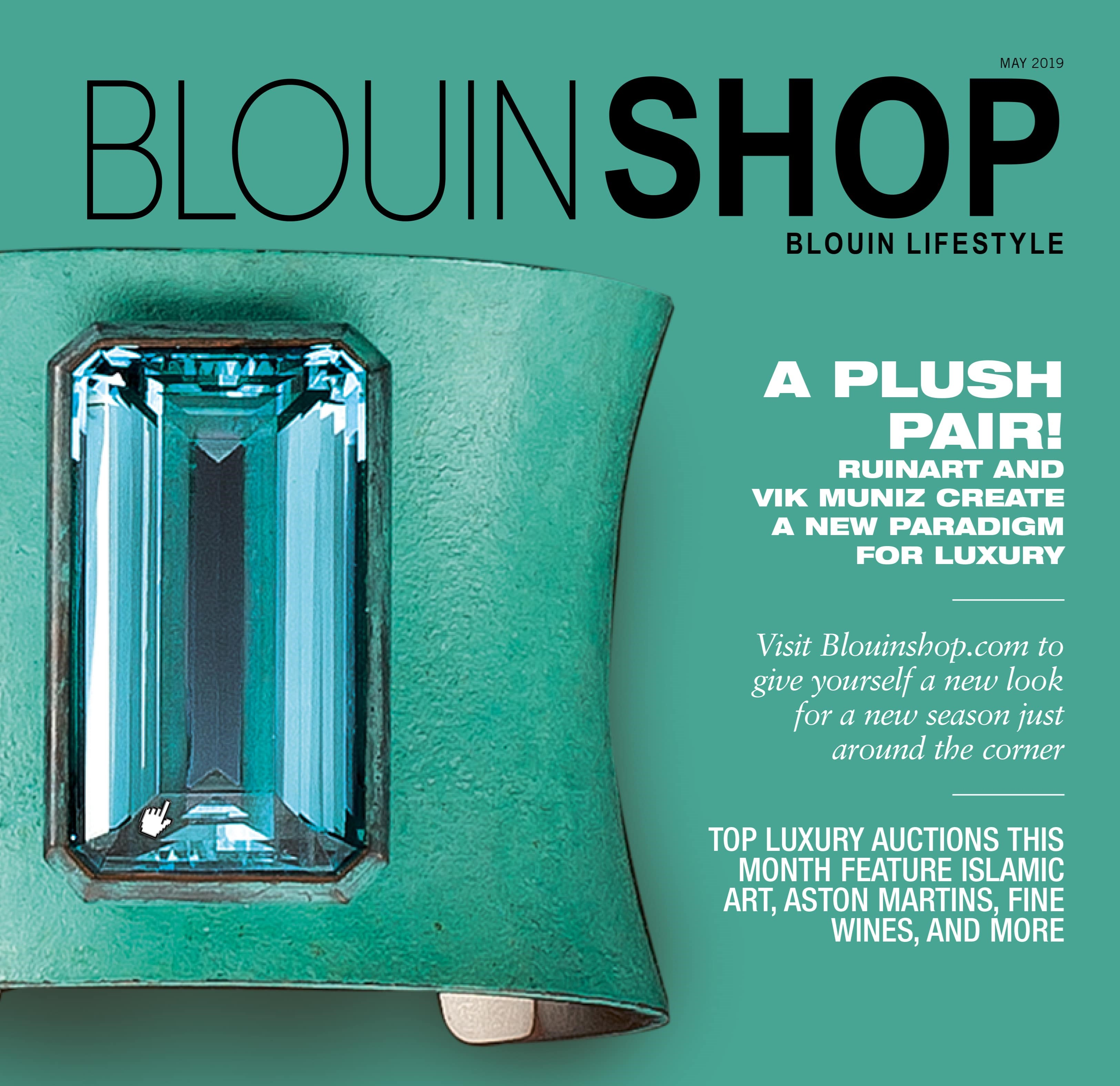 Best Price for Blouin Shop Magazine Subscription
