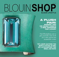 Blouin Lifestyle | 5/1/2019 Cover