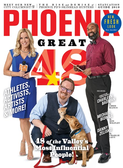 Phoenix Magazine Cover - 6/1/2019