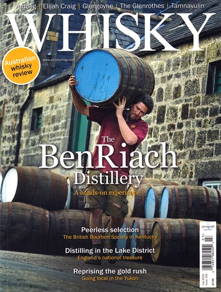 Whisky Cover - 7/1/2019