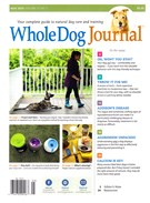 Whole Dog Journal 5/1/2019