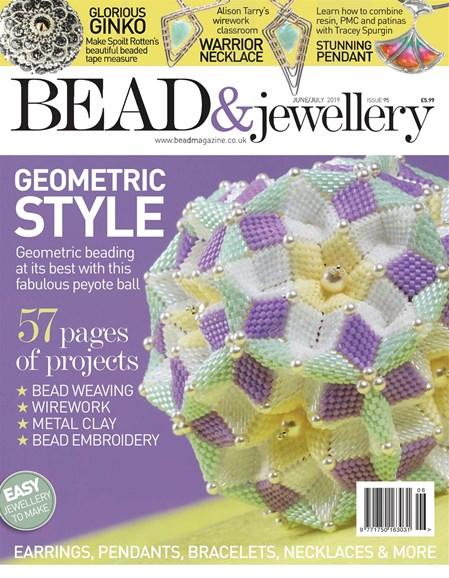Bead & Button Cover - 6/1/2019