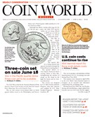 Coin World Magazine 6/17/2019