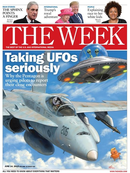 The Week Cover - 6/14/2019