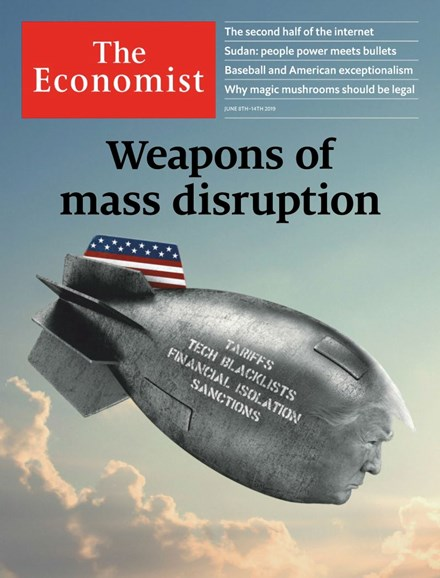 The Economist Cover - 6/8/2019