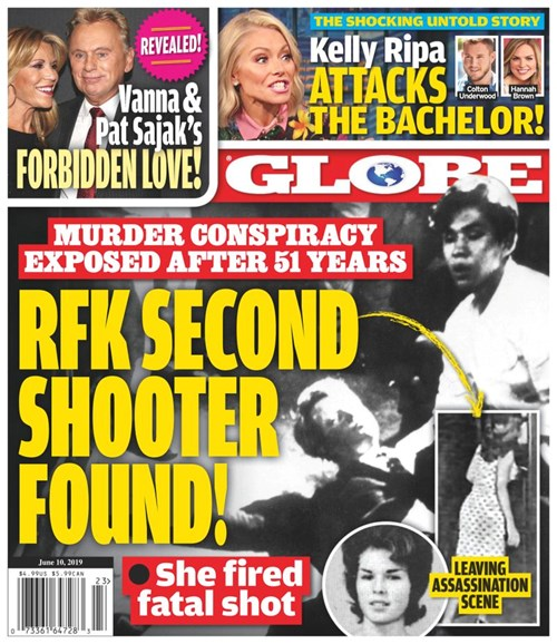 Globe Cover - 6/10/2019