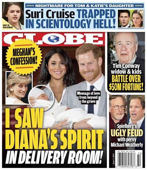 Globe Cover - 6/3/2019