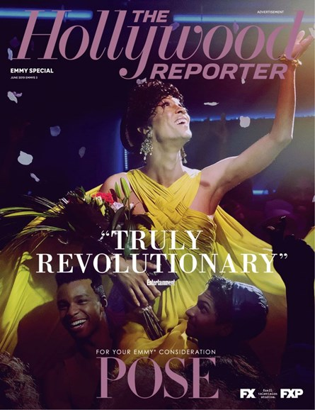 The Hollywood Reporter Cover - 6/1/2019